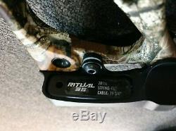 Elite Ritual 35 26½ to 30 Right-Hand 60# to 70# Archery Compound Hunting Bow
