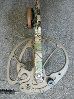 Elite Tempo Right-Hand 50# to 60# or 60# to 70# Compound Hunting Bow 27½ to 31