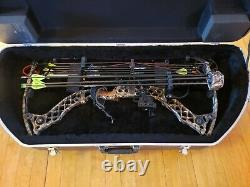 Fully Loaded Mathews Z7 RH 29 Hunting Bow Package