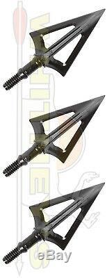 G5 Archery Montec Pre Season/Preseason Broadhead 100 gr Hunting Arrow Point-114