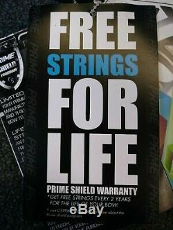 G5 Prime Centergy RH 27½ to 30 Hunting Bow 60# to 70# Free Strings for Life