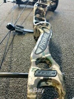 G5 Prime Logic 25 to 29 Left Hand 50# to 60# Hunting Bow Free Strings For Life