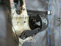 G5 Quest Rogue 26 to 30½ Draw 40# to 70# Archery Compound Hunting Bow RTH Kit