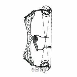 Gearhead Archery T24 Ambidextrous 30 60# to 70# Archery Compound Hunting Bow