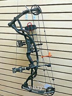HOYT CARBON ELEMENT HUNTING BOW 27 DRAW 65lb RIGHT HAND