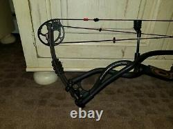 HOYT CARBON MATRIX LH COMPOUND HUNTING BOW 40 to 50 LBS