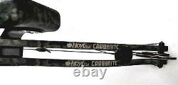 HOYT Carbonite RH Compound Bow with Accessories