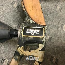 Horton Edge Compound Bow RH 27 Draw 70 lb 33 1/2 ATA Ready to Hunt