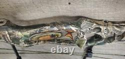 Hoyt Alphamax 32 hunting bow, 60-70 pound right handed, #3 cam