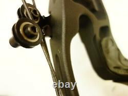Hoyt Archery Axius Alpha 28 30 LH 60# 70# Blackout NEW