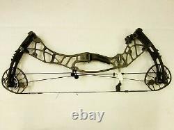 Hoyt Archery Axius Alpha 28 30 RH 60# 70# Storm NEW