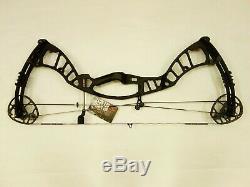 Hoyt Archery Nitrux 27 30 RH 50#-60# Black New