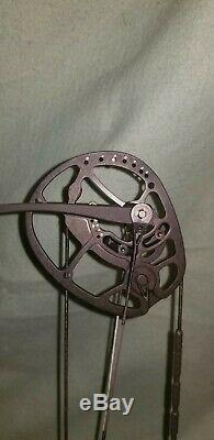 Hoyt Archery Nitrux RH 55-65# 27-30 Blackout color BNIB