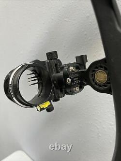 Hoyt Carbon Matrix G3 RH 70# 28.0 READY TO HUNT NO RESERVE