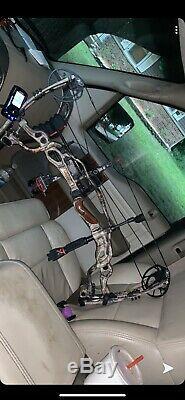 Hoyt Carbon Spyder ZT #70 29 ready to hunt