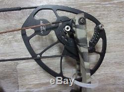 Hoyt HyperForce 27- 30Left-Hand 60# to 70# Compound Hunting Bow