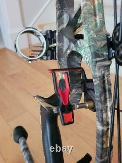 Hoyt Hyperforce 24.5-28in, 60-70lb Ready to Hunt! Sight, Stabilizer, rest, etc