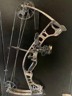 Hoyt Ignite Realtree Xtra 19-30 Draw RH Compound Camo Hunting Bow