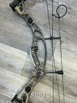 Hoyt Katera Compound Hunting Bow 29 RH 60# to 70# Realtree