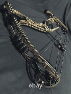 Hoyt Maxxis 31 Hunting Compound Bow XTR Cam & 1/2, 28-30 Draw, 60-70#, LH