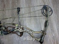 Hoyt Maxxis-31 Right-Hand 29 Draw 60# to 70# Archery Compound Hunting Bow