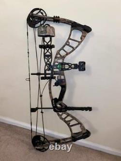 Hoyt Powermax Long Draw RTH / Ready to Hunt / Compound Bow 25.5 31 / CAMO