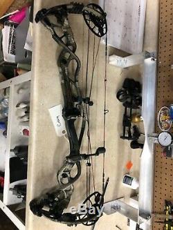 Hoyt RX1 Archery Bow kuiu verde Camo Hunting RX1 Carbon RH 29 60-70#