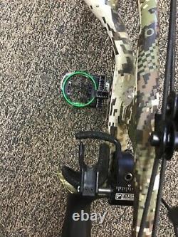 Hoyt RX-3 hunting package RH subalpine 60-70# 27-30 draw length