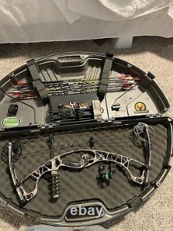 Hoyt Spyder 30 Bow Compound Left Hand LH Archery Hunting 60-70#