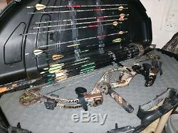 Hoyt Ultra Mag X1 2000 hunting bow