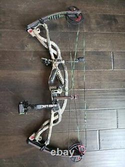Hoyt carbon element G3 RKT rh hunting package 28-30 60-70# 2