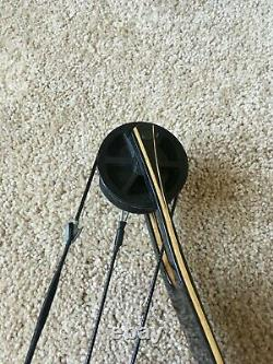 Hunting Archery Compound Bow- Rare Browning Vintage Wood