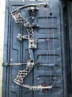 Hunting bow used