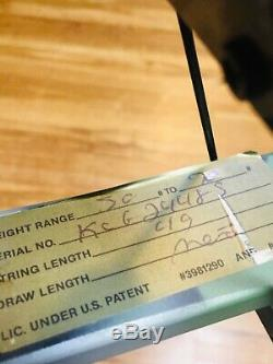 Hurry Mint ONEIDA STRIKE EAGLE FISH HUNT BOW RH 30-50-70LB 28-31 MED DRAW
