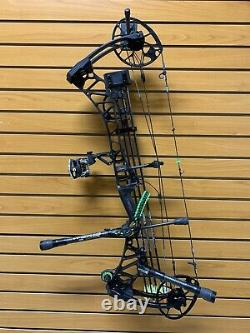 LOADED Mathews Traverse RH Compound Bow, 60# Max 29.5 (F mod 85%) Ready To Hunt