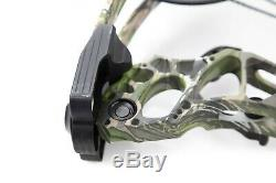 Loaded Mathews Triax Ridge Reaper 27 70 LB Compound Hunting Bow