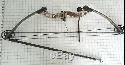 Martin Phantom Compound Bow. Competition Hunting Bow with Extras