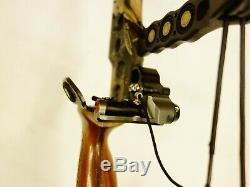 Mathews Archery Switchback XT 25.5 RH 60# 70# Realtree Used