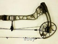 Mathews Archery Triax 27 RH 60# Stone Used