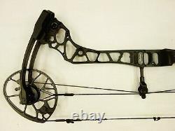Mathews Archery Triax LH Black 70# 29 Used