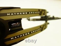Mathews Archery V3 27 WithAccessories 28 RH 60# 70# Green Ambush Used