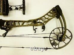 Mathews Archery V3 31 WithAccessories Choose Poundage and Length Green Ambush Used