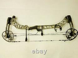 Mathews Archery VXR 31.5 With Accessories 27 RH 60# Elevated 2 Used