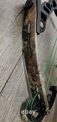 Mathews Conquest Apex 7 80# 27.5 Draw, excellent, fast, target, hunting