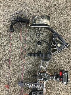 Mathews Drenalin RH hunting package 27.5 length 60-70# limbs 2