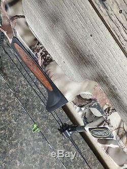 Mathews Halon 32 6, Fast Hunting, Lost Camo Xd, 70#