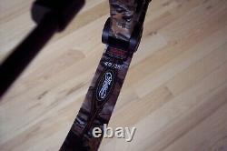 Mathews Heli-M / Heli M Compound Bow Right Hand 28 DL & 70 DW Camo