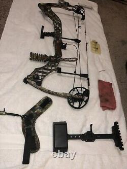 Mathews Heli M Used Compound Bow Hunting Camo