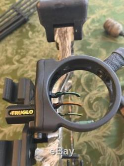 Mathews Mission Craze Bow Fully Loaded Ready to Hunt Complete Package