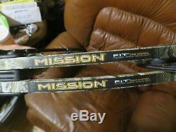 Mathews Mission Craze II 19 30 RH 13# 70# Archery Hunting Bow + Sight